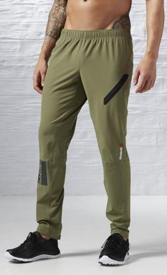Mens sweatpants with zipper pockets