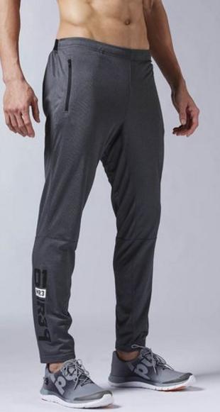 Mens sweatpants with zip pockets