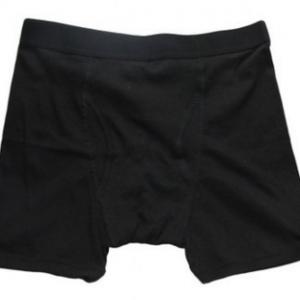 Men's underwear with hidden pocket