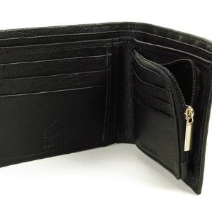 Wallet with zipper pocket