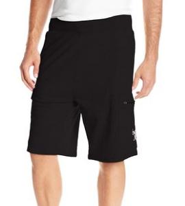 Men's Cargo short with zip pockets