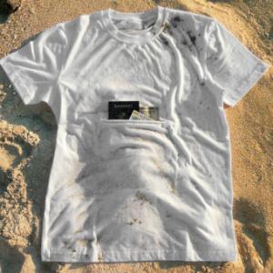 Zip Pocket Men's T-shirt